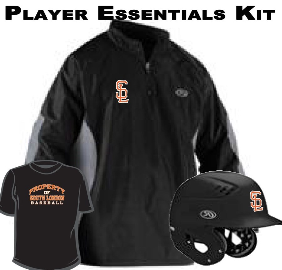 Player Essentials Kit - Hardball