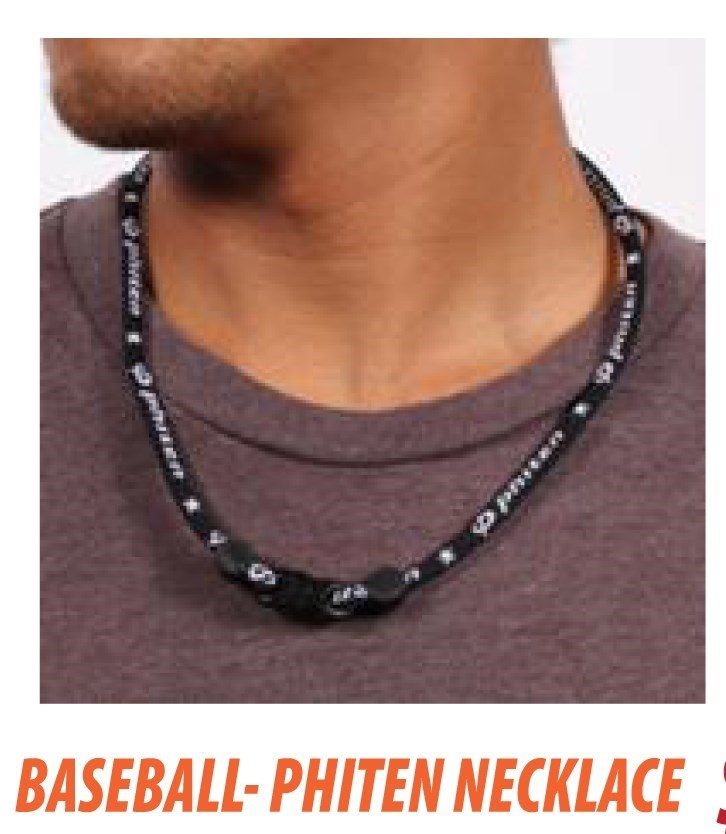Phiten Necklace