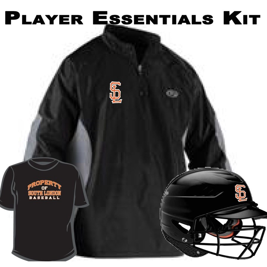 Player Essentials Kit - Fastball